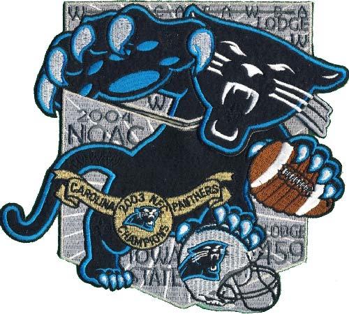 2018 NOAC OA Lodge 459 Catawba Flap Set Blu Carolina Panthers Mecklenburg County